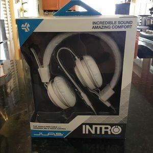 JLAB Audio Intro Headphones